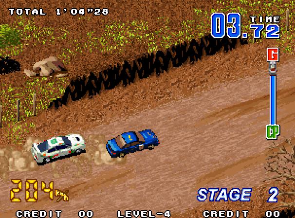 Neo DriftOut Neo Geo Xtreme Retro 3