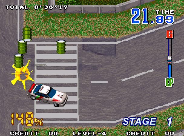 Neo DriftOut Neo Geo Xtreme Retro 4