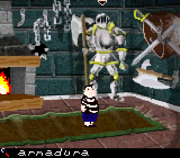 New Addams Family Game Boy Color Graphic Adventure Xtreme Retro 12