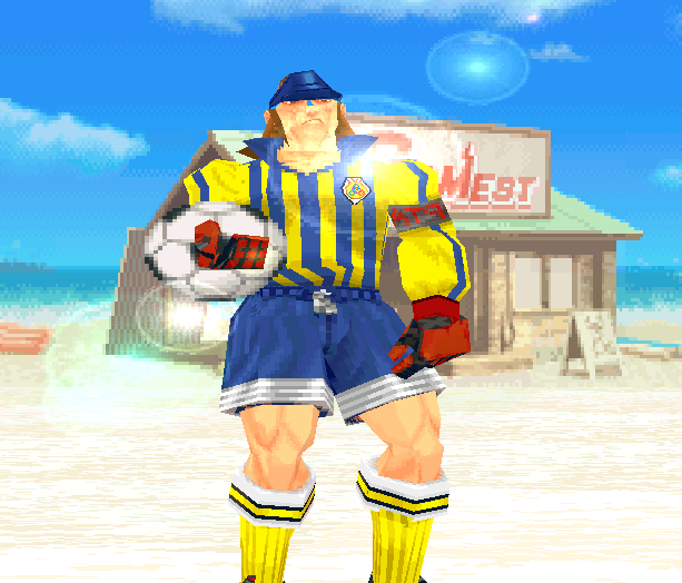 Rival Schools United by Fate Capcom Arcade PlayStation PSOne Xtreme Retro 21