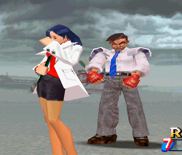 Rival Schools United by Fate Capcom Arcade PlayStation PSOne Xtreme Retro 27