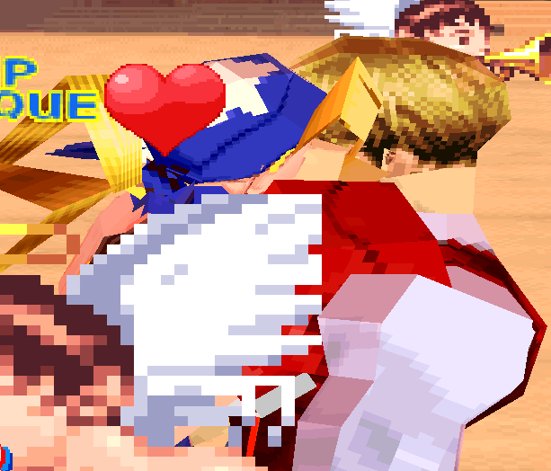 Rival Schools United by Fate Capcom Arcade PlayStation PSOne Xtreme Retro 28