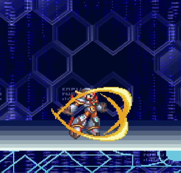 Rockman Megaman X6 Capcom Sony PlayStation PSOne 4th Armor Xtreme Retro 9