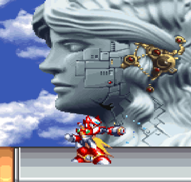 Rockman Megaman X6 Capcom Sony PlayStation Zero Xtreme Retro