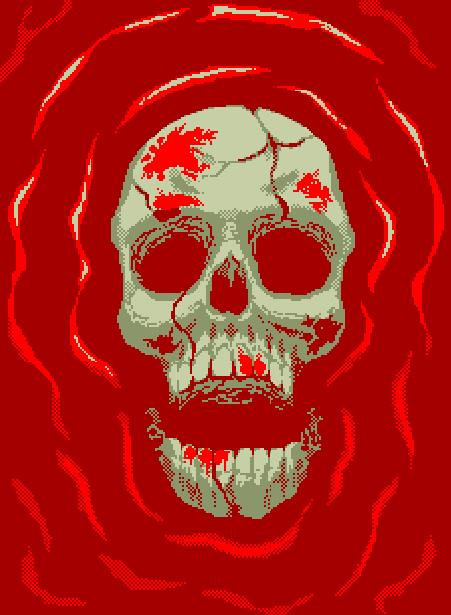 Sacred Line Sega Genesis Mega Drive Pixel Art Xtreme Retro
