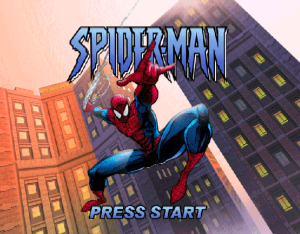 Spiderman Neversoft Activision Marvel Entertanment PlayStation PSOne PSX Nintendo 64 N64 Sega Dreamcast DC Microsoft Windows Xtreme Retro 1