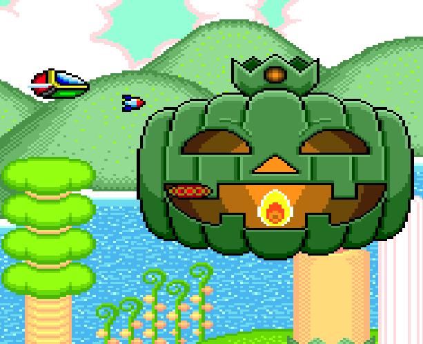 Super Fantasy Zone Sunsoft Sega Genesis Mega Drive Xtreme Retro 4