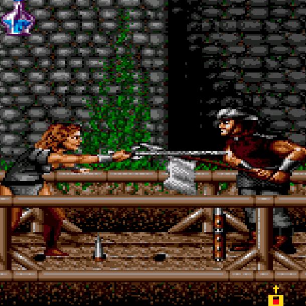 Sword of Sodan Electronic Arts Amiga Sega Genesis Mega Drive Xtreme Retro 1