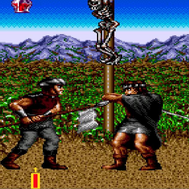Sword of Sodan Electronic Arts Amiga Sega Genesis Mega Drive Xtreme Retro 2
