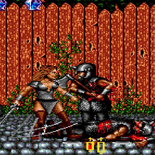 Sword of Sodan Electronic Arts Amiga Sega Genesis Mega Drive Xtreme Retro 3