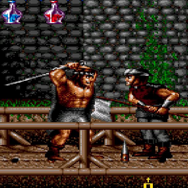 Sword of Sodan Electronic Arts Amiga Sega Genesis Mega Drive Xtreme Retro 4
