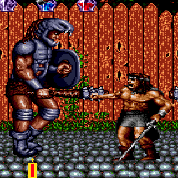 Sword of Sodan Electronic Arts Amiga Sega Genesis Mega Drive Xtreme Retro 6