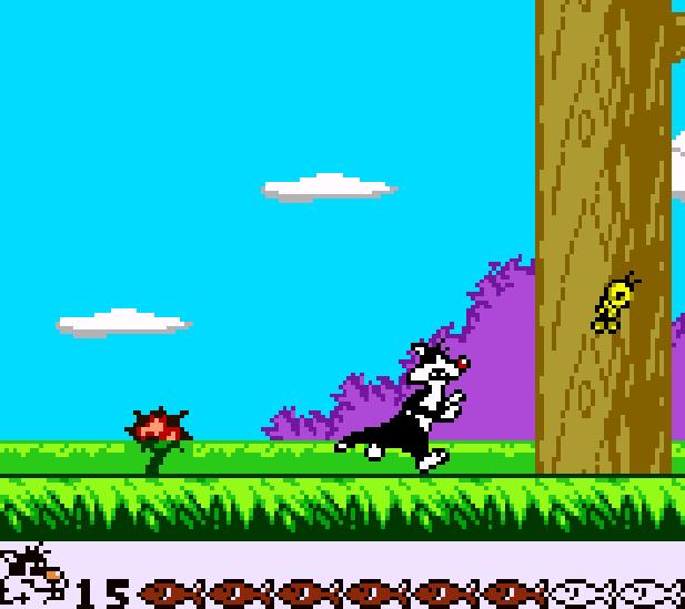 Sylvester and Tweety Warner Bros Infogrames Game Boy Color Xtreme Retro 2