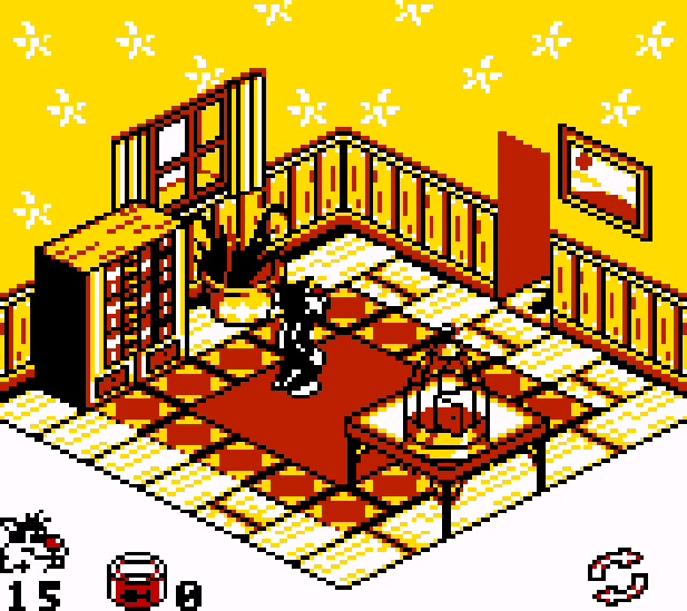 Sylvester and Tweety Warner Bros Infogrames Game Boy Color Xtreme Retro 3