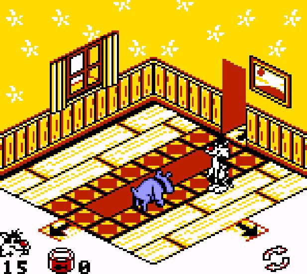 Sylvester and Tweety Warner Bros Infogrames Game Boy Color Xtreme Retro 4