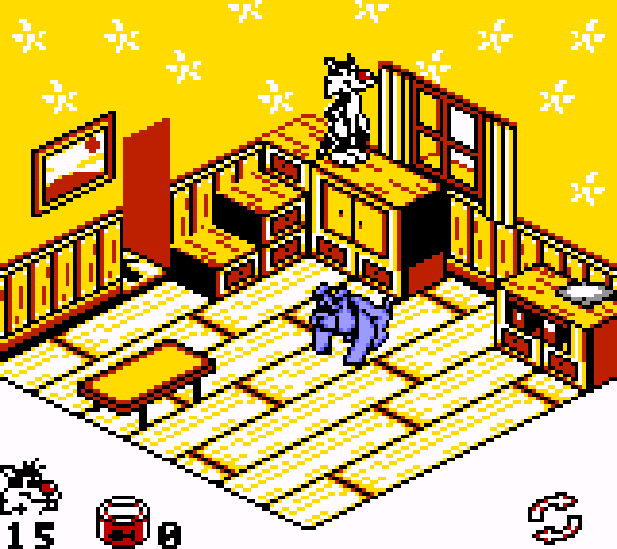 Sylvester and Tweety Warner Bros Infogrames Game Boy Color Xtreme Retro 5