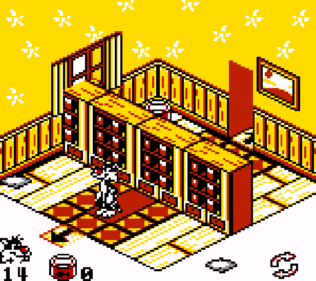 Sylvester and Tweety Warner Bros Infogrames Game Boy Color Xtreme Retro 6