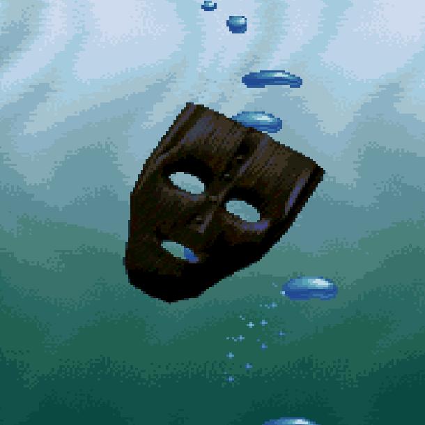 The Mask THQ Super Nintendo SNES Jim Carrey Videogame Xtreme Retro 1