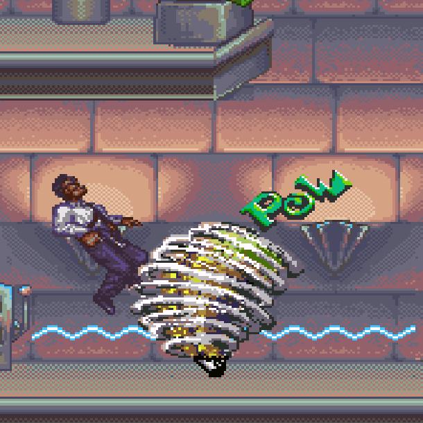 The Mask THQ Super Nintendo SNES Jim Carrey Videogame Xtreme Retro 10
