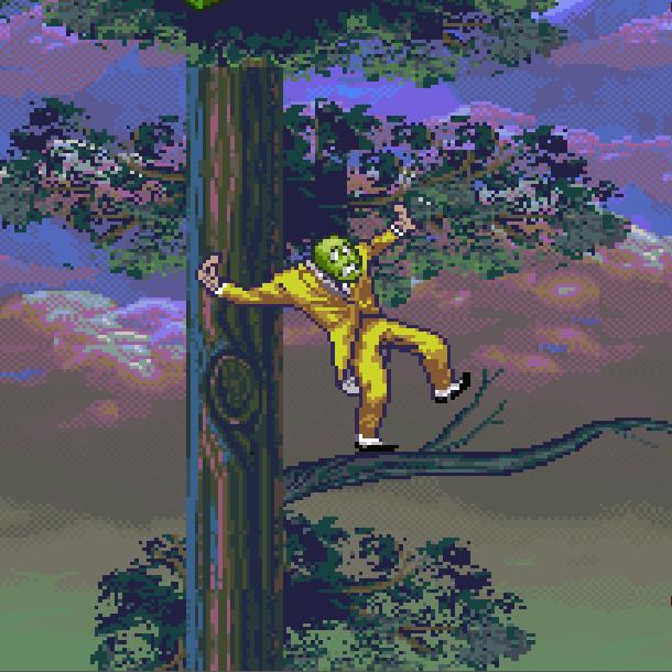 The Mask THQ Super Nintendo SNES Jim Carrey Videogame Xtreme Retro 6