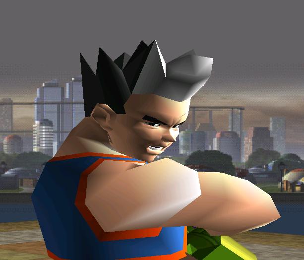 Tobal 2 DreamFactory Square PlayStation PSOne PSX Akira Toriyama Xtreme Retro 1