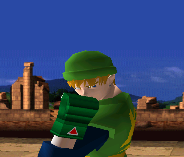 Tobal 2 DreamFactory Square PlayStation PSOne PSX Akira Toriyama Xtreme Retro 3