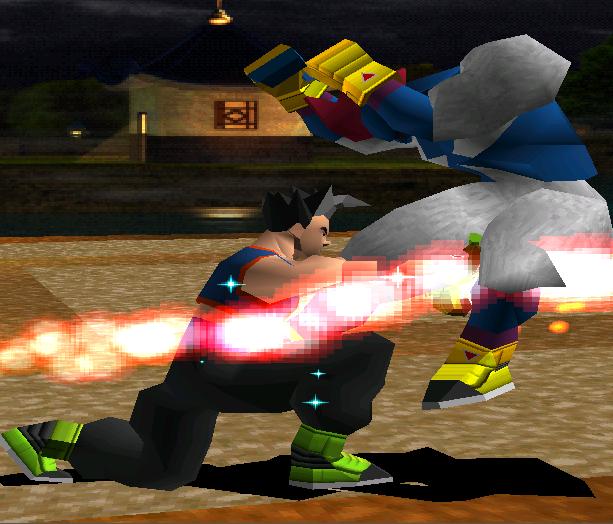 Tobal 2 DreamFactory Square PlayStation PSOne PSX Akira Toriyama Xtreme Retro 5