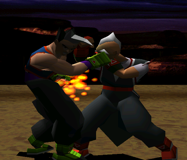 Tobal 2 DreamFactory Square PlayStation PSOne PSX Akira Toriyama Xtreme Retro 6