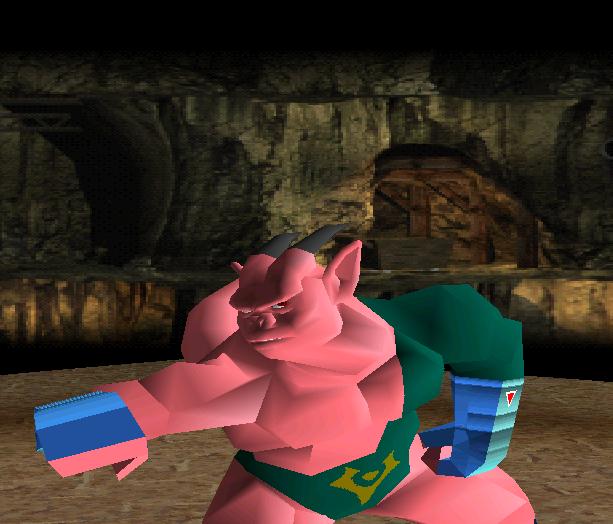 Tobal 2 DreamFactory Square PlayStation PSOne PSX Akira Toriyama Xtreme Retro 7