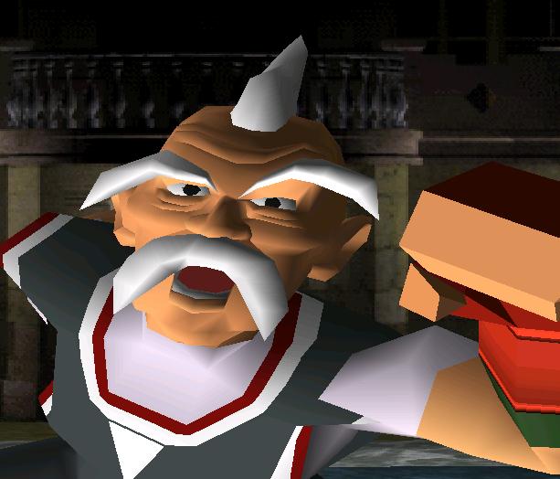 Tobal 2 DreamFactory Square PlayStation PSOne PSX Akira Toriyama Xtreme Retro 9