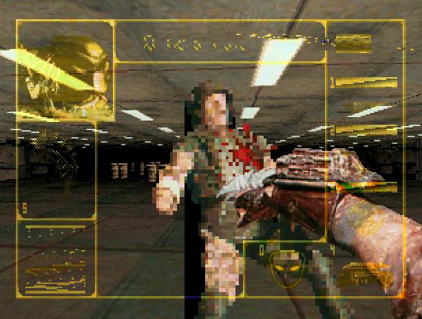 Alien VS Predator Rebellion Atari Jaguar Xtreme Retro 11