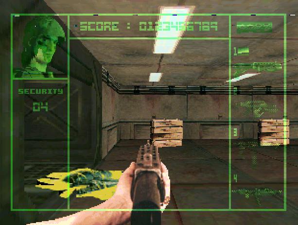 Alien VS Predator Rebellion Atari Jaguar Xtreme Retro 7