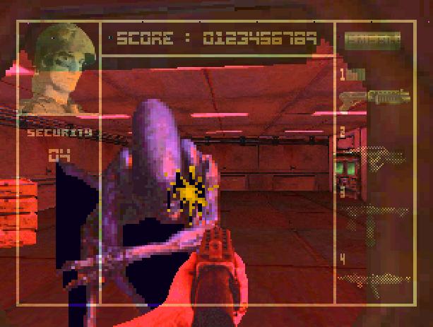 Alien VS Predator Rebellion Atari Jaguar Xtreme Retro 9