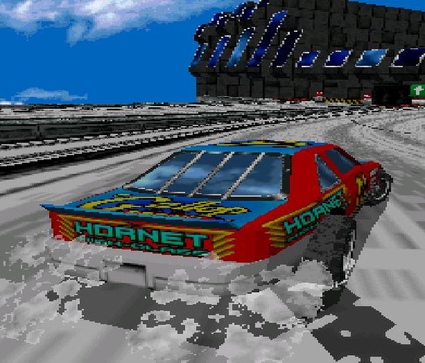 Daytona Usa Sega AM2 Saturn Arcade Dreamcast Xtreme Retro 3