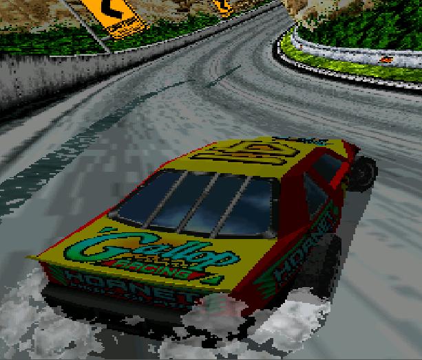 Daytona Usa Sega AM2 Saturn Arcade Dreamcast Xtreme Retro 7