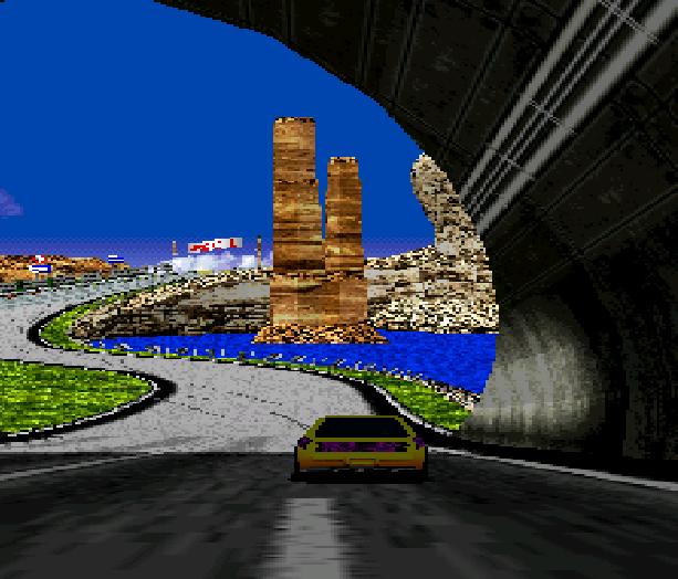 Daytona Usa Sega AM2 Saturn Arcade Dreamcast Xtreme Retro 8