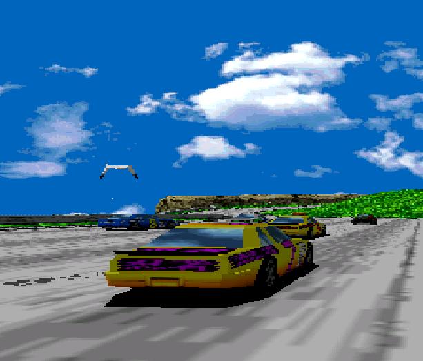 Daytona Usa Sega AM2 Saturn Arcade Dreamcast Xtreme Retro 9