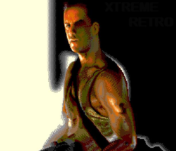 Die Hard La Jungla de Cristal PC Engine Turbografx 16 John McClane Xtreme Retro 1