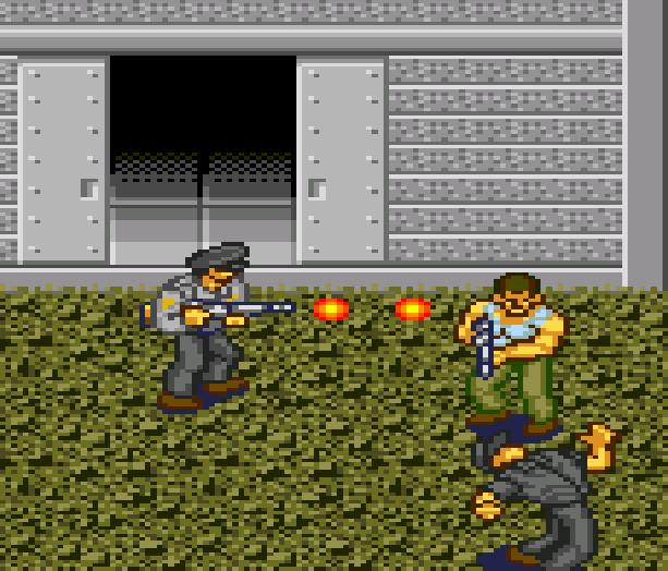 Die Hard La Jungla de Cristal PC Engine Turbografx 16 John McClane Xtreme Retro 4