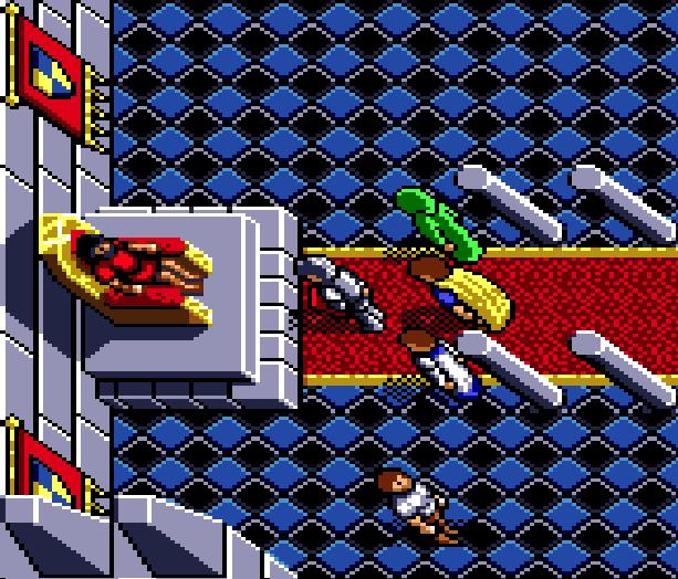 Dungeons & Dragons Warriors of the Eternal Sun Sega Genesis Mega Drive Xtreme Retro 3
