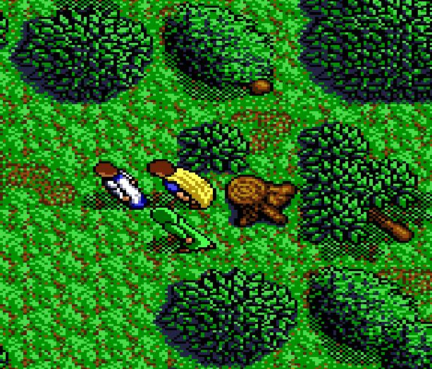 Dungeons & Dragons Warriors of the Eternal Sun Sega Genesis Mega Drive Xtreme Retro 4