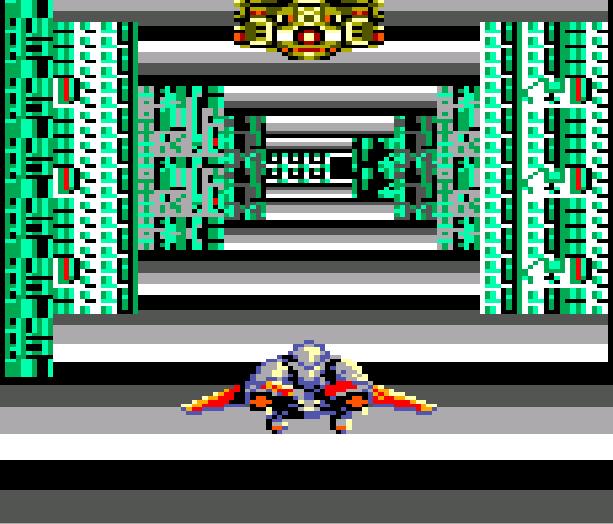 Galaxy Force Sega Master System Arcade Xtreme Retro 2