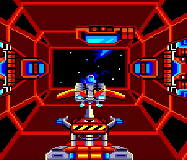 Galaxy Force Sega Master System Arcade Xtreme Retro 4