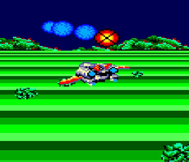 Galaxy Force Sega Master System Arcade Xtreme Retro 5