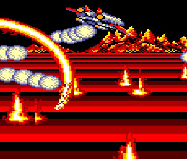 Galaxy Force Sega Master System Arcade Xtreme Retro 6