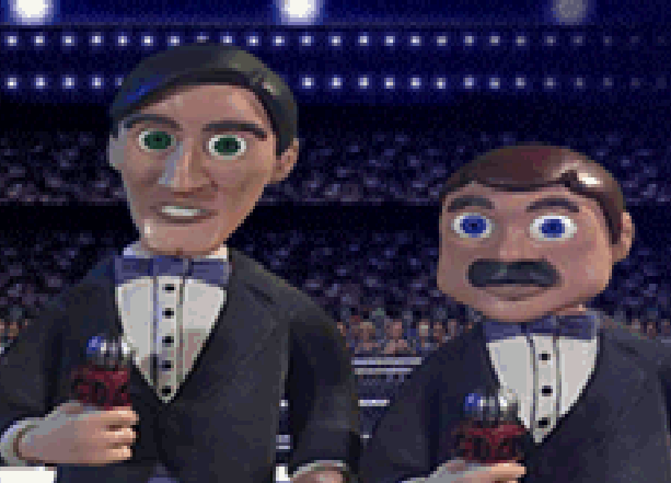 MTV Celebrity Deathmatch Sony PlayStation PSX PSOne Xtreme Retro 1