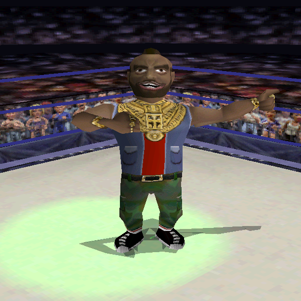 MTV Celebrity Deathmatch Sony PlayStation PSX PSOne Xtreme Retro 4
