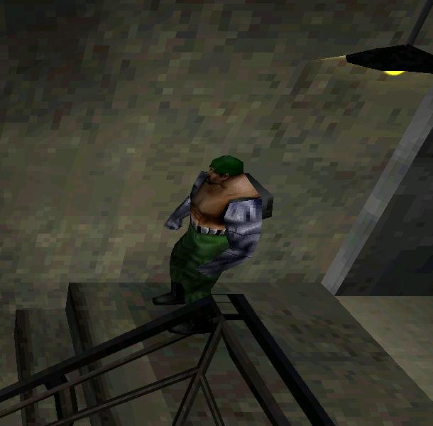 Mortal Kombat Special Forces Midway Pixel Art PlayStation PSX PSOne Xtreme Retro Beat em up 4