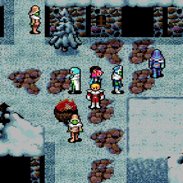 Phantasy Star IV The End of the Millenium Sega Genesis Mega Drive Sonic Team Xtreme Retro 3