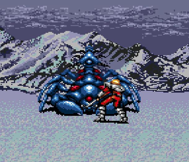 Phantasy Star IV The End of the Millenium Sega Genesis Mega Drive Sonic Team Xtreme Retro 4